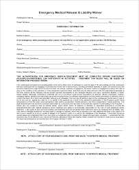 Sample Liability Waiver Form 40 Examples In Word PDF Fascinating Liability Waiver Template Word