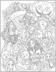 Disney Coloring Pages For Adults Great Kleurplaten Volwassenen18