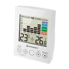 Купить <b>Гигрометр BRESSER Mould Alert</b>, термометр, график ...