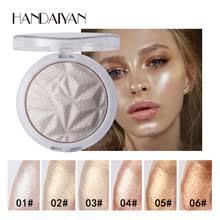 Handaiyan светящийся набор <b>Хайлайтер</b> для макияжа ...