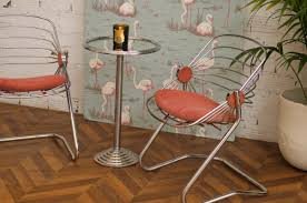 vintage 70s furniture. Vintage Chairs And Table 60s 70s Furniture \