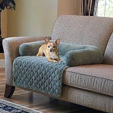 sofa pet covers. Stop Kula From Scratching The Couch - Plush Pet Cover With Bolster Wonder If You Could DIY Something Like This. Sofa Covers U