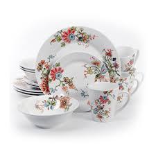 Patterned Dinnerware