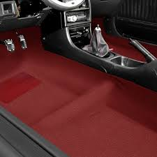 carpet kit. custom carpets® - essex replacement molded lapis blue complete carpet kit with mass backing