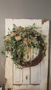 front door wreathBest 25 Front door wreaths ideas on Pinterest  Door wreaths