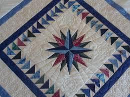 11 best Mariner compass quilts images on Pinterest | Star quilts ... & Eucalypt Ridge Quilting: Mariner's star quilt. Nautical ... Adamdwight.com