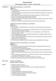 Big Four Resume Sample Technical Accounting Resume Samples Velvet Jobs 35