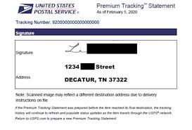 usps premium tracking the basics