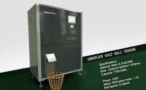 Used Golf Ball Vending Machine Gorgeous Dispenser
