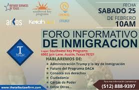 flyers forum immigration forum east austin college prep