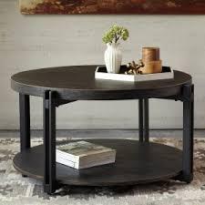 Ashley Furniture Linebacker Living Room Set in Black