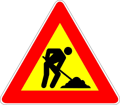 Image result for construction signs