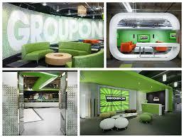 creative office interior design. Blog-1-Groupon-office-interior Creative Office Interior Design