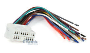 metra 71 8112 (met 718112) 15 pin reverse factory radio harness Metra Wiring Harness 2002 Camry 15 pin reverse factory radio harness for select 1992 1999 toyota lexus vehicles Metra Wiring Harness Colors