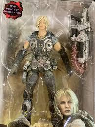 neca Gears of War 3 Anya Stroud Series ...