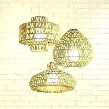 rattan ceiling light shade wicker lights wicker lights wicker hanging lamp country handmade rope pendant light