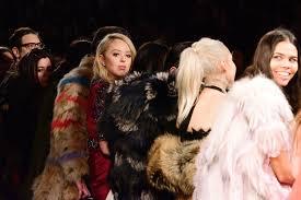 Dennis Basso Tiffany Trump Paris Hilton Break A Sweat At Dennis Bassos New