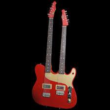 rs guitarworks rockabilly jr doubleneck rebel guitars double10