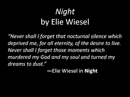 Night By Elie Wiesel Quotes With Page Numbers Impressive Lovely 40 Cool 1984 Quotes With Page Numbers