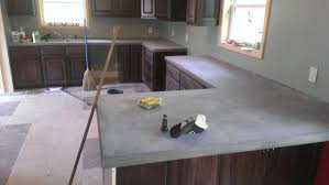 concrete countertop project stone masonry diy in mix idea 26