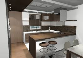 open plan kitchen ideas for small spaces