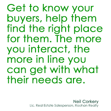 Neil Corkery Millennial Realtor Quote Roohan Realty 2019 Ccc