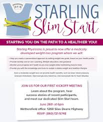 Starling now offering a weight loss program - Starling Physicians