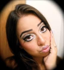 makeup for big eyelids big eyes makeup mugeek vidalondon