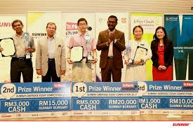 sunway group the sunway oxbridge essay competition  image contain 6 people people smiling people standing