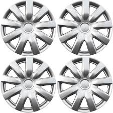 Amazon.com: Hubcaps for Toyota Camry (Pack of 4) Wheel Covers - 15 ...