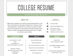 Resume Education Examples Resume Education Section Writing Guide Resume Genius