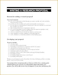 Research Design Proposal Template