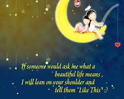 Cute-Cartoon-Life-Quotes-Wallpaper-Free ...
