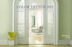 Color Trends 2015 - Color of the year and trends - Inspiration academy -  farby Benjamin Moore Paints