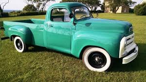 Cars - 1956 Studebaker Pickup Truck