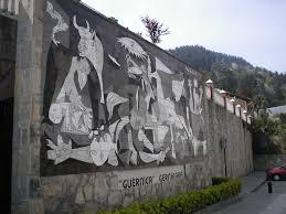 「スペイン北部の町ゲルニカ」の画像検索結果