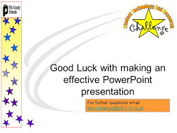 what makes a good powerpoint design a training tool for teachers 7 good luck making an effective powerpoint presentation for further questions email starchallenge pitt k12 nc us starchallenge pitt k12 nc us