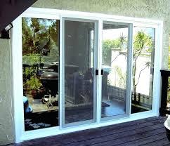 4 panel sliding patio doors 4 panel sliding glass door foot patio door french patio doors