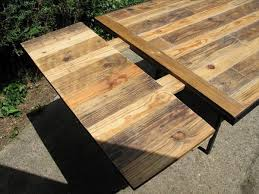 diy pallet outdoor dinning table. repurposed pallet dining table diy outdoor dinning i