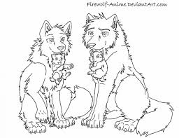 Small Picture Wolf Girl Coloring Pages Coloring Pages