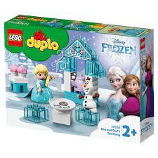 Bộ Đồ Chơi Lego Xếp Hình Công Chúa Elsa & Olaf 's