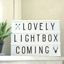Afbeeldingsresultaat voor lightbox a4