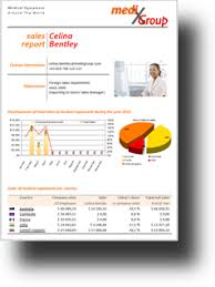 sales report example excel automate a sales report dox42 sample template