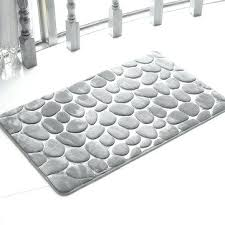 fine unique bathroom rug contemporary bathroom rugs lovely bx pebbles bath rug natural absorbent rubber coolest fine unique bathroom rug
