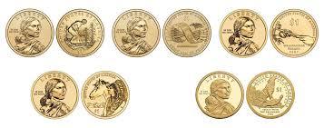 Sacagawea Gold Dollar Value Chart Sacagawea Dollars Us Coin Prices And Values Sacagawea