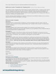10 Example Character Reference Letter 1mundoreal