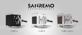 With steam still rising, you'll quickly note the differences in taste between the espresso and lungo settings.at only 9 cubic inches, the nespresso leaves room on the counter for all of your favorite kitchen gadgets. Sanremo Coffee Machines Presents Cube One Group Espresso Machine With A Unique Style