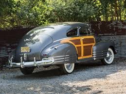 RM Sotheby's - 1948 Chevrolet Fleetline 'Country Club' Aerosedan ...