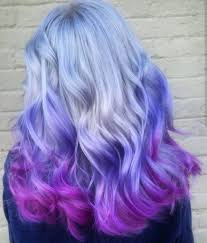 30 Lovely Purple Hair Color Ideas