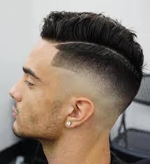 Coupe De Cheveux Homme Degrade Americain